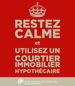 Restez calme